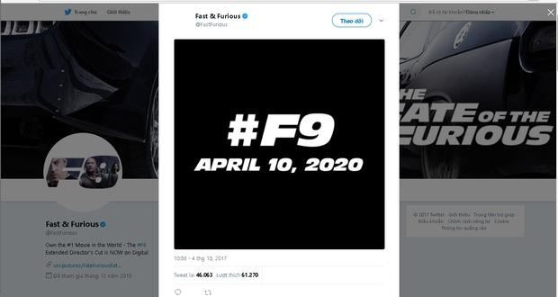 Fast & Furious 9 bị trì hoãn đến 2020 do bất hòa giữa The Rock và Vin Diesel? - Ảnh 2.