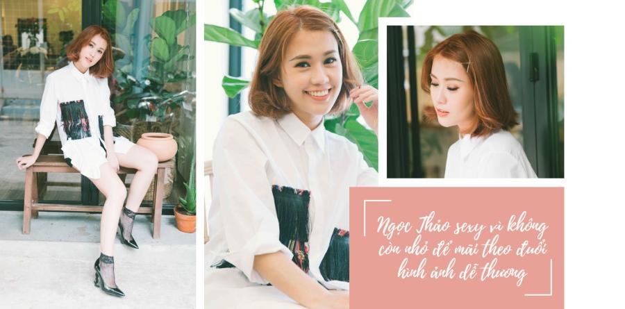 Hot girl Ngoc Thao: 'Toi va Andree yeu nhau khong phai de PR ten tuoi' hinh anh 8