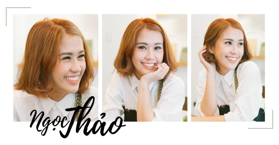 Hot girl Ngoc Thao: 'Toi va Andree yeu nhau khong phai de PR ten tuoi' hinh anh 11