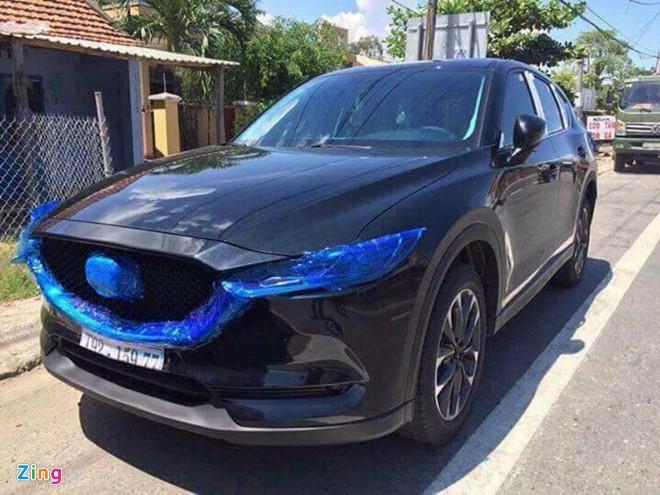 Mazda CX-5 2017 bat ngo xuat hien tai Viet Nam hinh anh 1