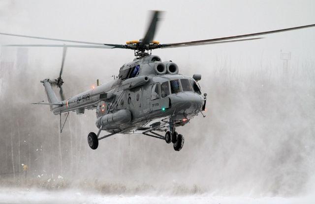 Một trực thăng Mi-17 của Ấn Độ (Ảnh: Asset)