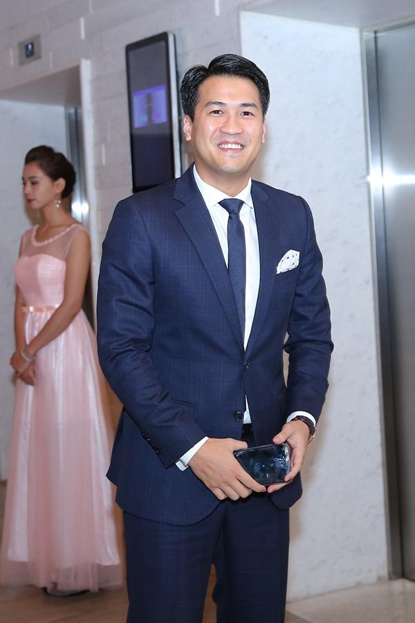 Phillip Nguyễn - em chồng Tăng Thanh Hà.