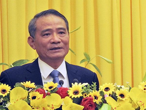 Ông Trương Quang Nghĩa kêu gọi công chức Đà Nẵng vượt qua khó khăn