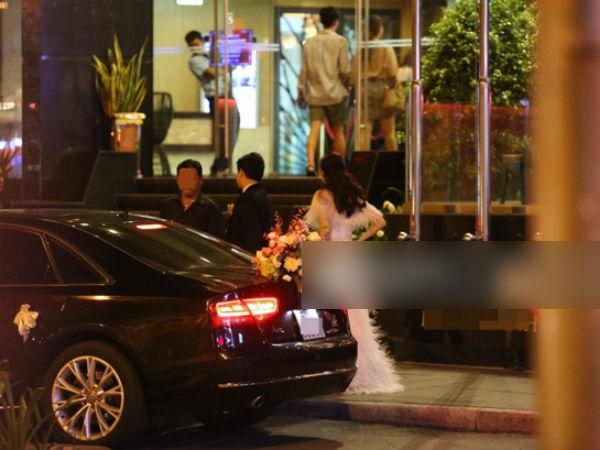 Sau đám cưới cổ tích, Đặng Thu Thảo cùng ông xã Trung Tín