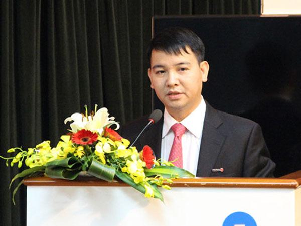 Tổng giám đốc Vietlott Tống Quốc Trường đột ngột xin từ chức