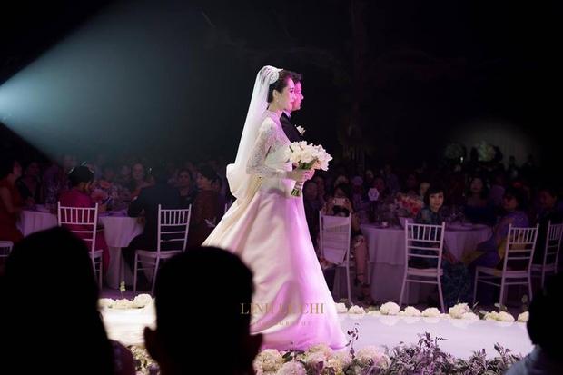 Điểm lại những đám cưới xa hoa, đình đám trong showbiz Việt khiến công chúng xuýt xoa - Ảnh 1.