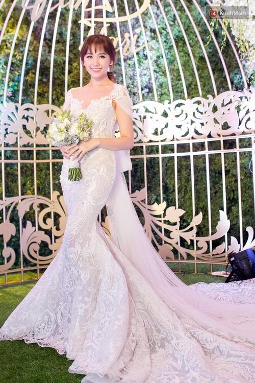 Điểm lại những đám cưới xa hoa, đình đám trong showbiz Việt khiến công chúng xuýt xoa - Ảnh 6.