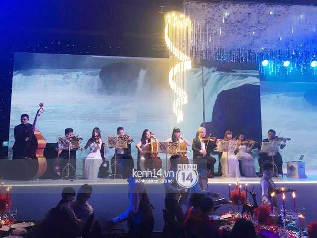 Điểm lại những đám cưới xa hoa, đình đám trong showbiz Việt khiến công chúng xuýt xoa - Ảnh 9.