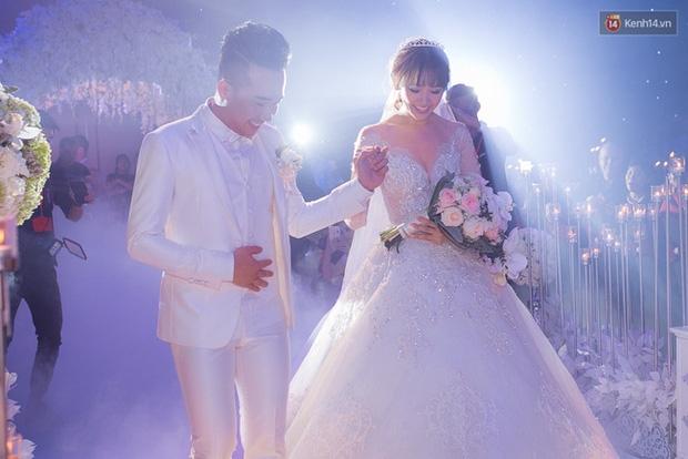 Điểm lại những đám cưới xa hoa, đình đám trong showbiz Việt khiến công chúng xuýt xoa - Ảnh 11.