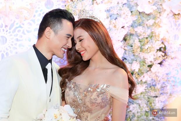 Điểm lại những đám cưới xa hoa, đình đám trong showbiz Việt khiến công chúng xuýt xoa - Ảnh 22.