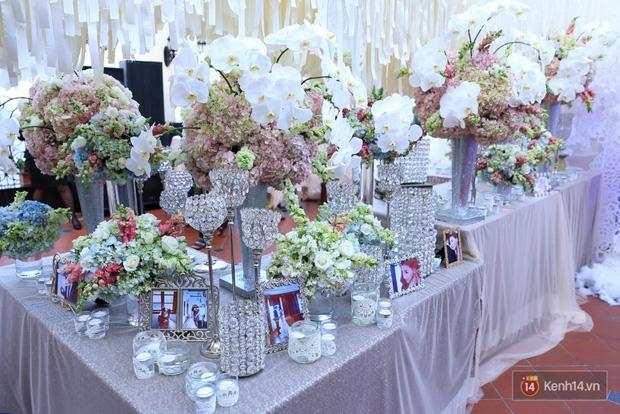 Điểm lại những đám cưới xa hoa, đình đám trong showbiz Việt khiến công chúng xuýt xoa - Ảnh 26.