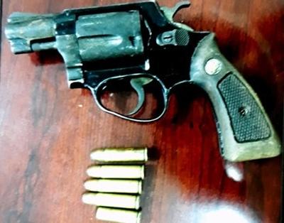 Khẩu súng Quân dùng để bắn anh Thành.