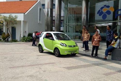 ô tô điện, ô tô giá rẻ, xe điện, xe cỡ nhỏ