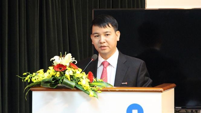 Ông Tống Quốc Trường /// Ảnh Việt Anh