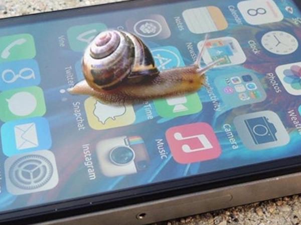 Nâng cấp iOS mới có thực sự làm iPhone chậm đi?