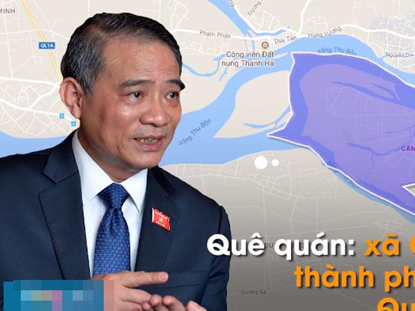 Video: Lần trở lại Đà Nẵng bất ngờ của ông Trương Quang Nghĩa