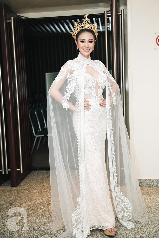 Á hậu Huyền My xinh đẹp nổi bật giữa dàn thí sinh Miss Grand International 2017 - Ảnh 8.