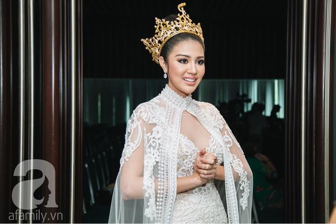 Á hậu Huyền My xinh đẹp nổi bật giữa dàn thí sinh Miss Grand International 2017 - Ảnh 9.
