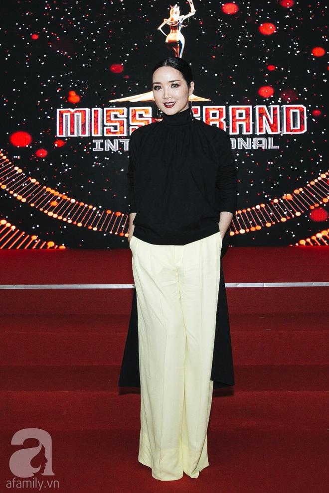 Á hậu Huyền My xinh đẹp nổi bật giữa dàn thí sinh Miss Grand International 2017 - Ảnh 19.