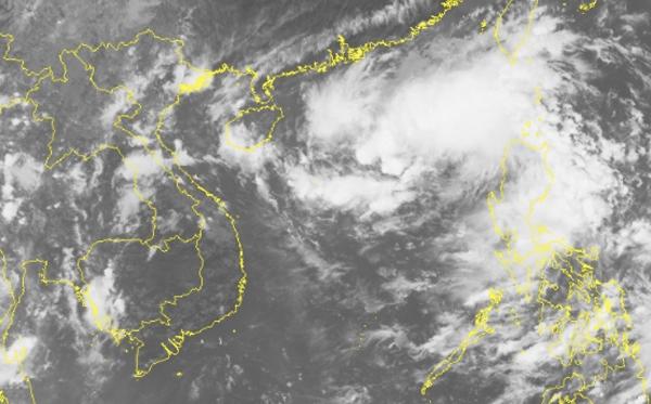 áp thấp nhiệt đới, tin áp thấp nhiệt đới, tin áp thấp nhiệt đới mới nhất, dự báo thời tiết