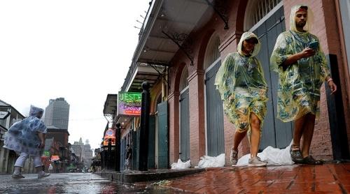 New Orleans hôm 7/10. Ảnh: Reuters.