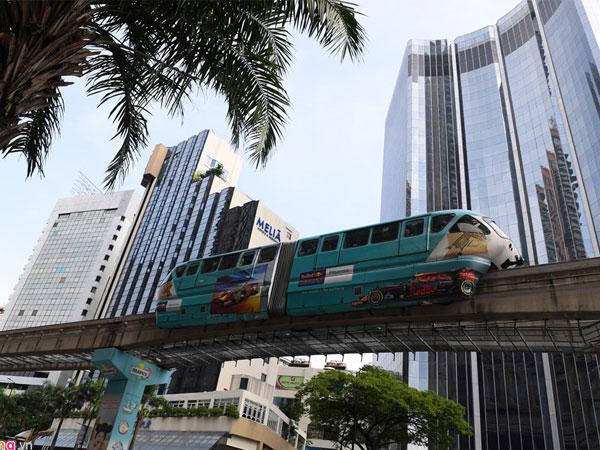 Cận cảnh các tuyến metro ở Malaysia