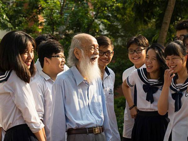 PGS Văn Như Cương: Cả đời vì sự nghiệp giáo dục, được biết bao thế hệ học sinh kính trọng, yêu mến và ngưỡng mộ