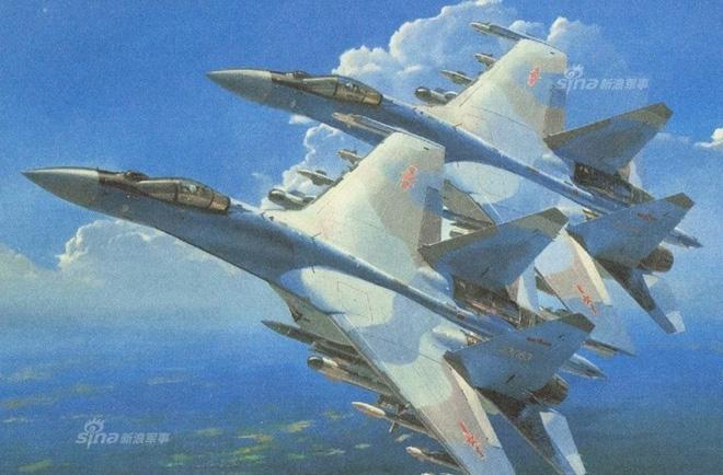 Báo TQ: Trung Quốc mua Su-35 để tiếp thị miễn phí cho Nga - Ảnh 1.