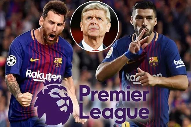 """Barca đá Ngoại hạng Anh: Wenger """"đuổi khéo"""", lo Arsenal mất suất C1? - 1"""
