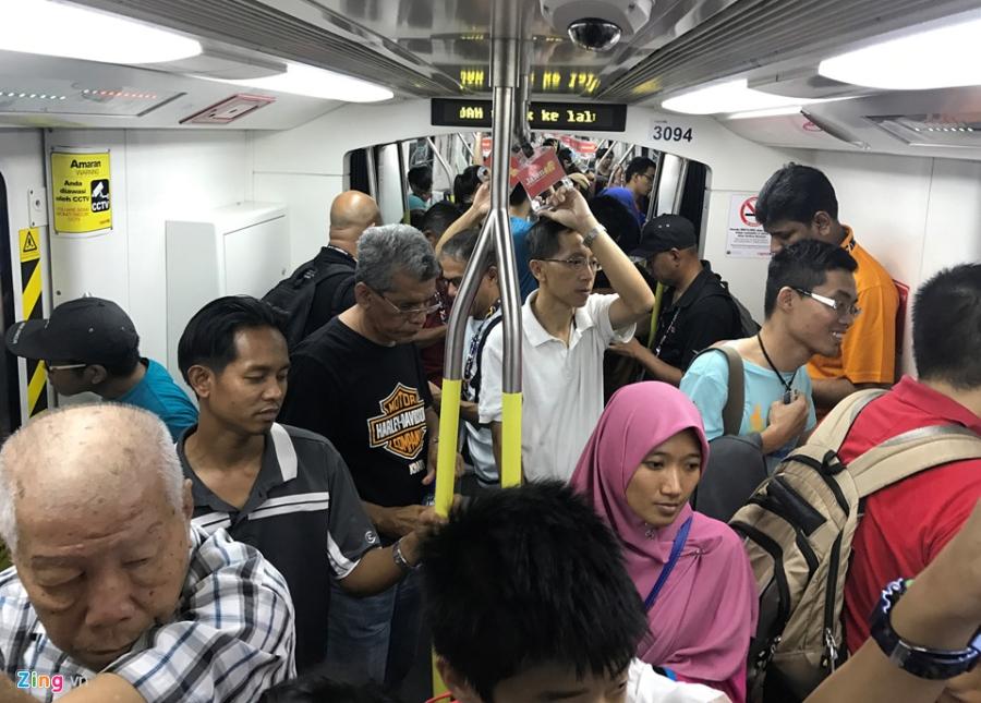 Can canh cac tuyen metro o Malaysia hinh anh 2