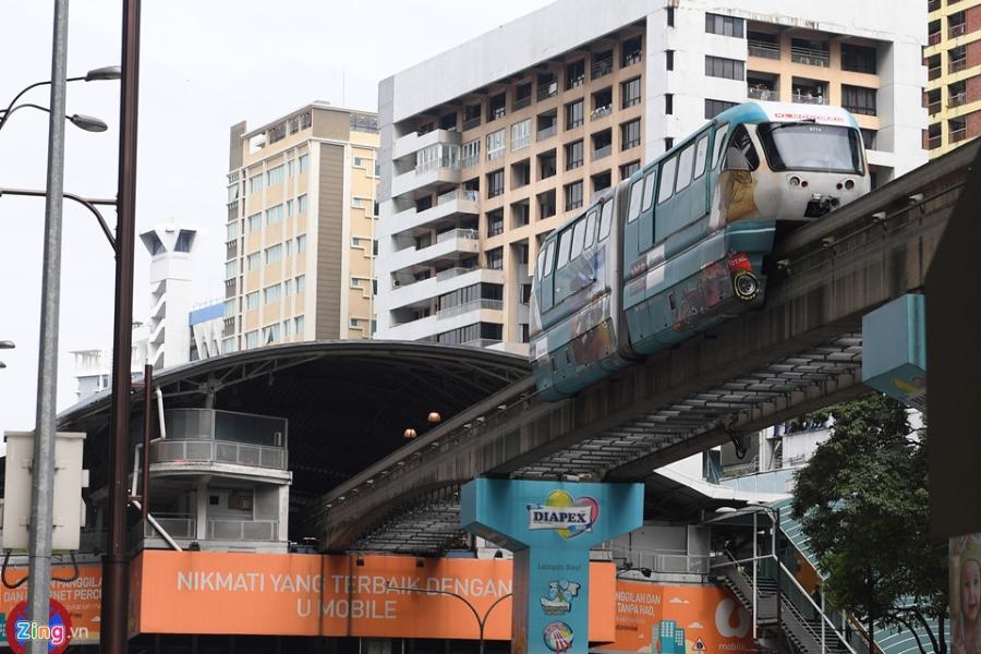 Can canh cac tuyen metro o Malaysia hinh anh 4