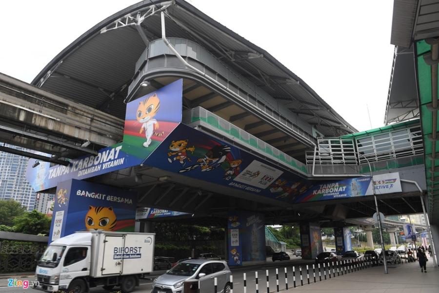 Can canh cac tuyen metro o Malaysia hinh anh 5