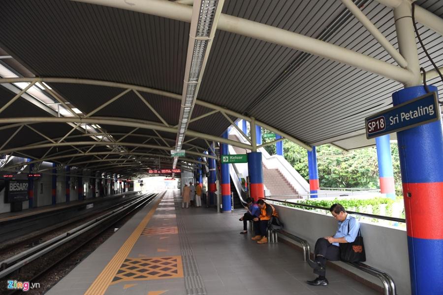 Can canh cac tuyen metro o Malaysia hinh anh 9