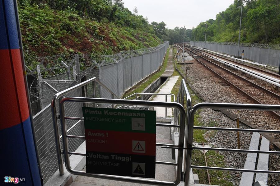 Can canh cac tuyen metro o Malaysia hinh anh 13