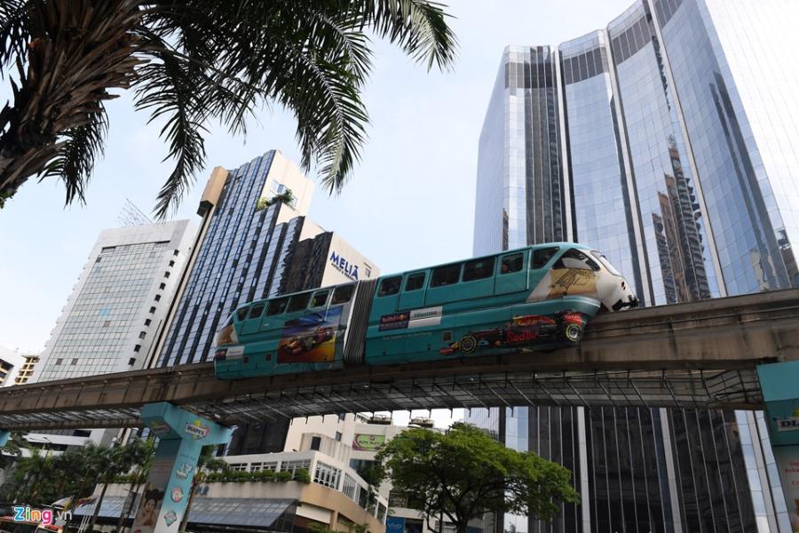 Can canh cac tuyen metro o Malaysia hinh anh 15