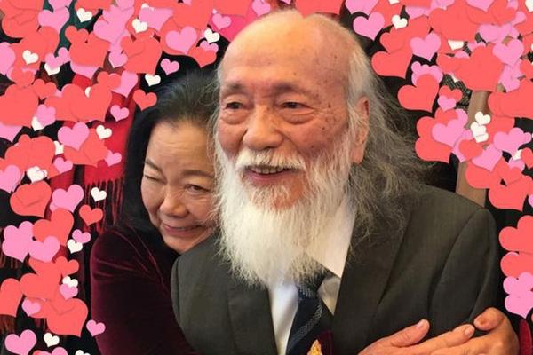 Câu chuyện tình 56 năm của PGS Văn Như Cương và vợ: Mãi mãi là tình nhân, há sợ gì sự chia ly? - Ảnh 3.