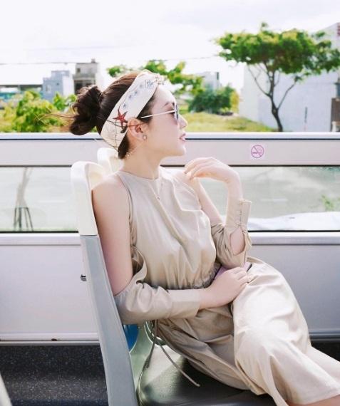 Cuộc sống sang chảnh của Chloe Nguyễn, nàng beauty blogger xinh xắn như búp bê - Ảnh 3.