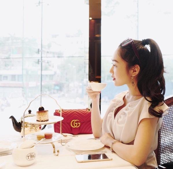 Cuộc sống sang chảnh của Chloe Nguyễn, nàng beauty blogger xinh xắn như búp bê - Ảnh 25.