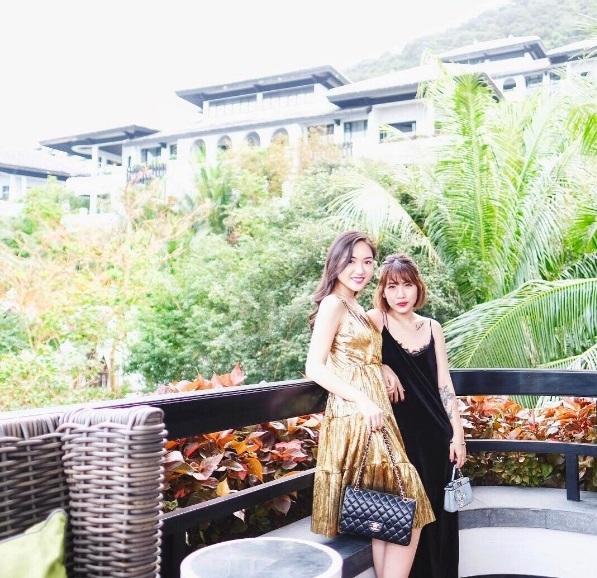Cuộc sống sang chảnh của Chloe Nguyễn, nàng beauty blogger xinh xắn như búp bê - Ảnh 28.