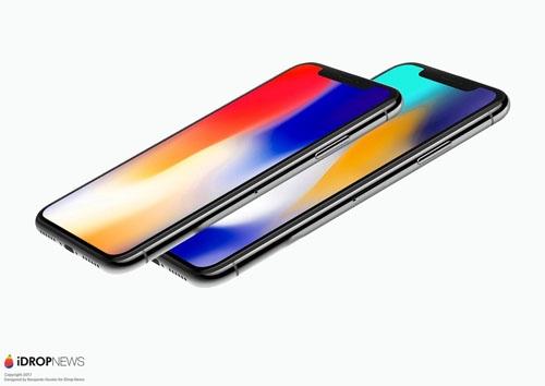 iphone x chua len kẹ, apple dã bát tay sản xuát iphone x plus? hinh anh 1