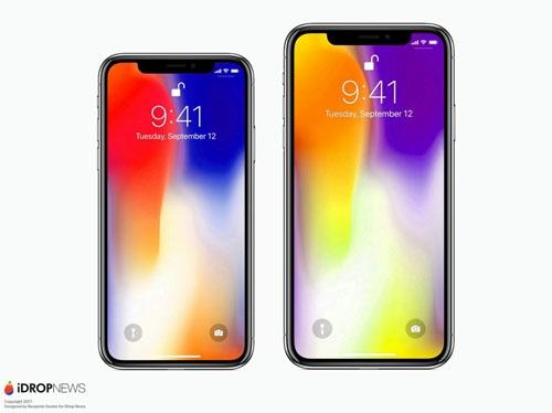 iphone x chua len kẹ, apple dã bát tay sản xuát iphone x plus? hinh anh 2