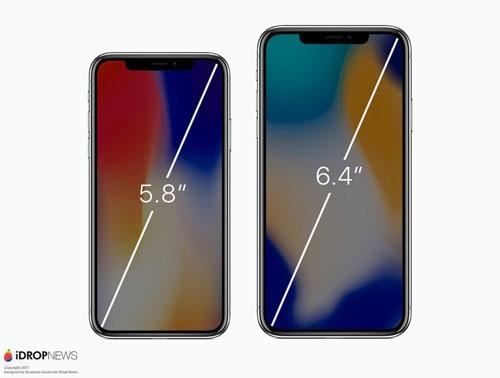 iphone x chua len kẹ, apple dã bát tay sản xuát iphone x plus? hinh anh 3