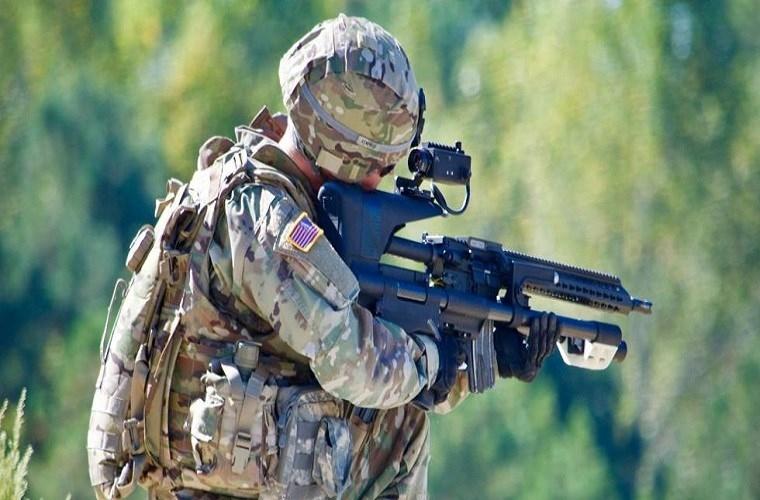Ngan ngam M16, Luc quan My di tim sung truong tan cong moi-Hinh-12