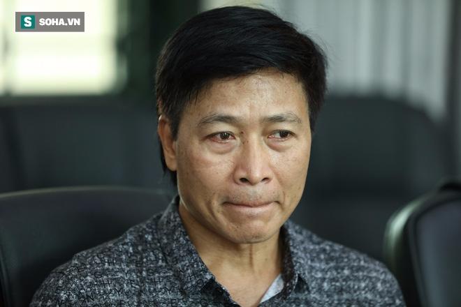 NSND Thanh Vân khóc khi nghệ sĩ Quốc Tuấn bị xúc phạm thô lỗ - Ảnh 3.