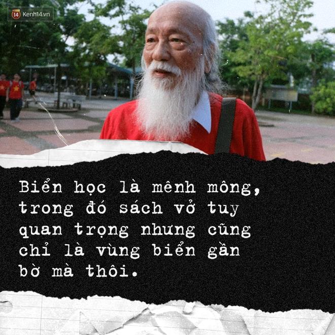 Sau 2 năm, bài phát biểu xúc động của thầy Văn Như Cương tại lễ khai giảng bất ngờ được chia sẻ lại - Ảnh 3.