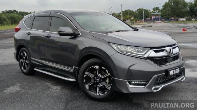 Sau giảm sốc 200 triệu, Honda CRV được đặt mua ầm ầm - ảnh 1