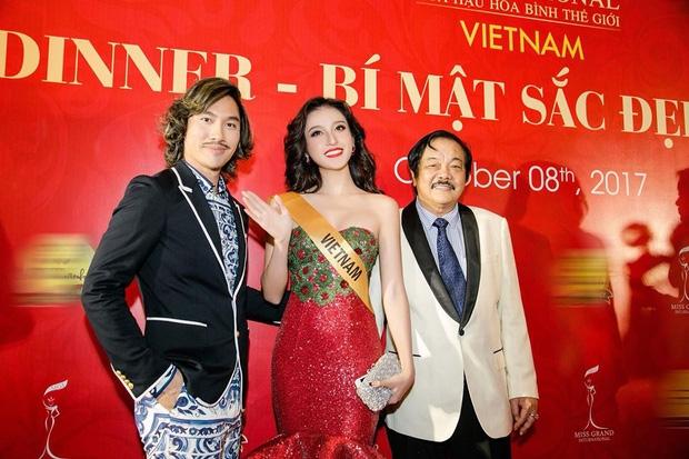 Thay vì sáng tạo riêng cho Huyền My, NTK Lý Quí Khánh lại khéo tái chế từ đầm cũ của Hà Hồ - Ảnh 2.