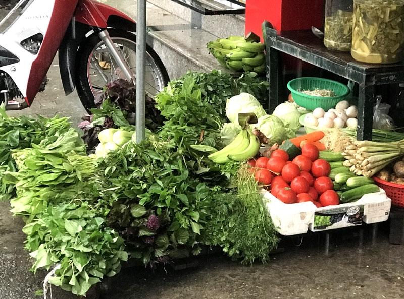 rau xanh tăng giá mạnh,nông sản việt nam,rau Đà Lạt