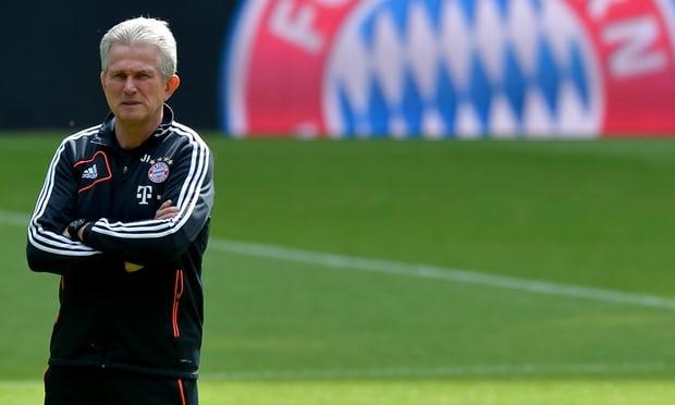 HLV Jupp Heynckes bất ngờ trở lại Bayern Munich cầm quân