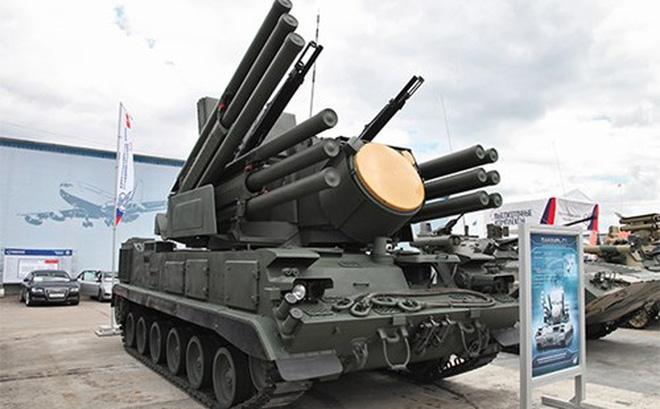 Điểm mặt những vũ khí phòng không tầm thấp uy lực của Nga